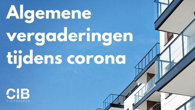 Bevraging algemene vergaderingen rond corona: dit zijn de resultaten