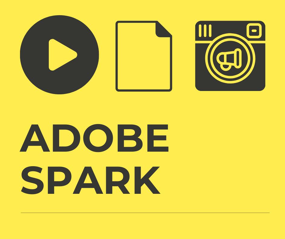 Video & foto snel en aantrekkelijk inzetten in uw eigen huisstijl met Adobe Spark