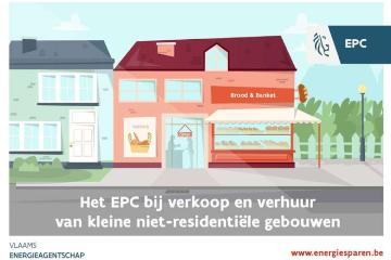 Wat moet je weten over het nieuwe EPC kleine niet-residentiële gebouwen?