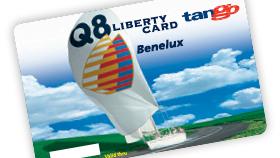 Lentekorting bij tankbeurt met tankkaart van Q8