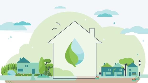 Hoe klimaatbestendig is jouw woning of perceel? Ontdek het op groenblauwpeil.be